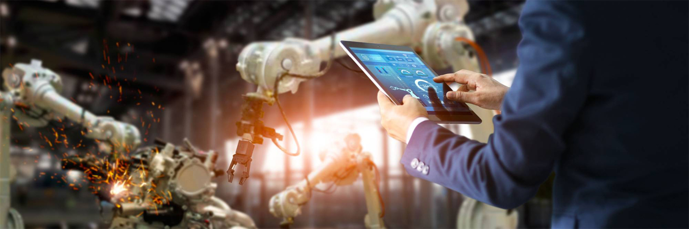 Harness Data Using IIoT and Automation. Thrive in a Competitive Connected World.